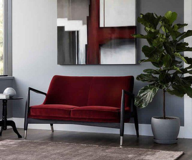 Sunpan Desined Sofa