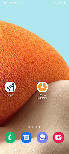 Progressive web application appearance